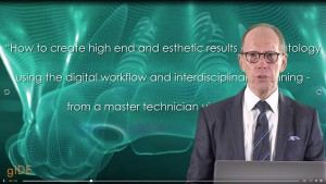How to Create High End and Esthetic Results in Implantology using the Digital Workflow and Interdisciplinary Planning(From a Master Dental Technician Viewpoint)